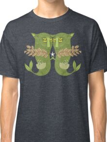 Mutant Catfish Twins Collecting Starfish Classic T-Shirt
