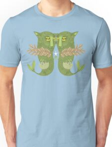 Mutant Catfish Twins Collecting Starfish T-Shirt