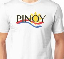 PINOY Unisex T-Shirt