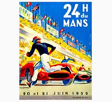 """MANS"" 24 Hour Grand Prix Auto Race Unisex T-Shirt"