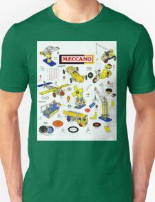 Vintage Meccano UK Unisex T-Shirt
