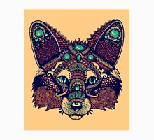 Tribal Fox Design Unisex T-Shirt