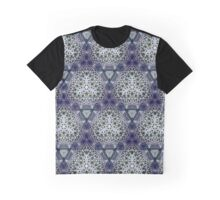 Electric Circuit Wires Graphic T-Shirt