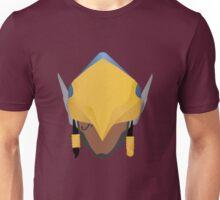 """Justice rains from above!"" - Minimalist Portrait Unisex T-Shirt"