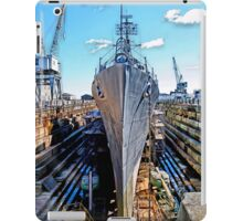 USS Cassin Young iPad Case/Skin