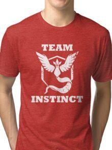 Pokemon Go Troll Shirt Tri-blend T-Shirt