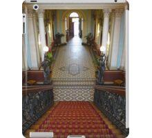 Werribee Mansion iPad Case/Skin
