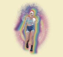 Fairy Miley Aura Rainbow by LaraUster