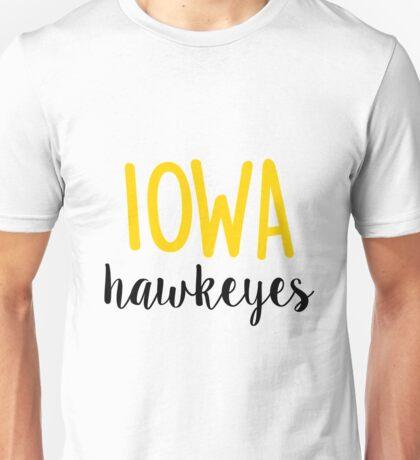 University of Iowa Unisex T-Shirt