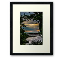 Port Na Mara Framed Print