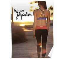 Be Your Own Fitspiration Poster