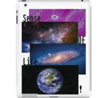 Sense Of Life! iPad Case/Skin