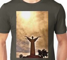 Christ the Redeemer Statue, Maratea, Italy Unisex T-Shirt