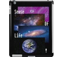 Sense Of Life! (White) iPad Case/Skin