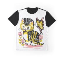 bush kitten Graphic T-Shirt