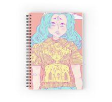 Drool Girl  Spiral Notebook