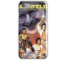 Newman Strikes Back Fan Art iPhone Case/Skin