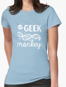 Geek Monkey Cosima Tv Show Womens Fitted T-Shirt