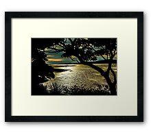Mall Ballyshannon Framed Print
