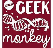 Geek Monkey Cosima Tv Show Photographic Print