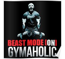 Beast Mode ON Poster