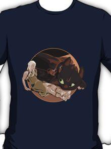 How to Train Your Targaryen Dragon T-Shirt