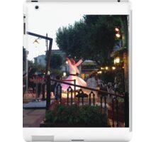 Rumi Mevlana Dervish Istanbul Turkey iPad Case/Skin