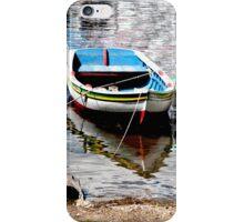 Motor, Row, Sail iPhone Case/Skin