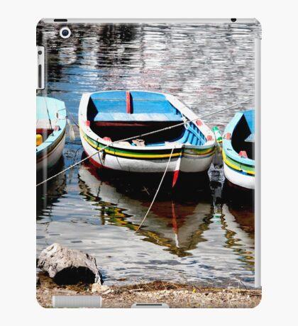 Motor, Row, Sail iPad Case/Skin