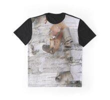 Birch Bark Graphic T-Shirt
