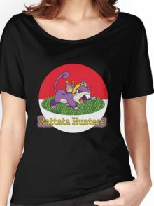 Rattata Hunters Women's Relaxed Fit T-Shirt