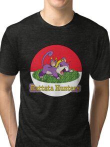 Rattata Hunters Tri-blend T-Shirt