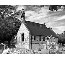 English Country church Photographic Print