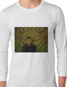 Elliot - MR ROBOT Long Sleeve T-Shirt