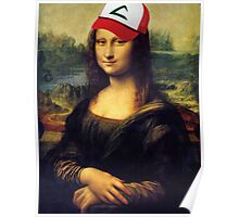 Pokémona Lisa Poster