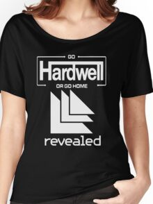 Hardwell Revealed Women's Relaxed Fit T-Shirt