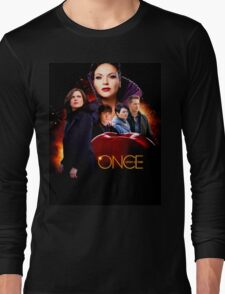 OUAT Season 6 Poster Long Sleeve T-Shirt
