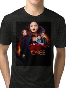OUAT Season 6 Poster Tri-blend T-Shirt
