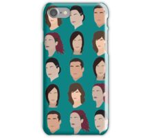 Wentworth Fan Faves iPhone Case/Skin