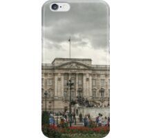 Leaving Buckingham Palace iPhone Case/Skin
