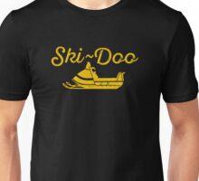 Ski Doo vintage Snowmobiles Unisex T-Shirt