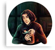 Harry Potter - Bottled Fame Canvas Print
