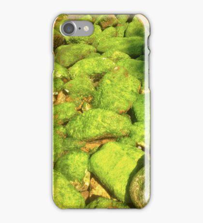 Slimy Rocks  iPhone Case/Skin