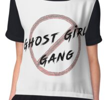 Ghost Girl Gang Chiffon Top