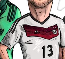 Germany - World cup winners Sticker