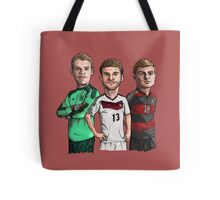 Germany - World cup winners Tote Bag