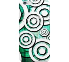 The Eyes Have It - Emerald Dream Version iPhone Case/Skin