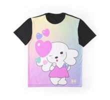 Love by Hana Ohana  Graphic T-Shirt