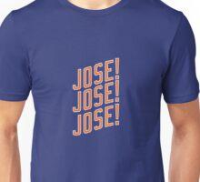 Jose Reyes #7 - New York Mets Unisex T-Shirt
