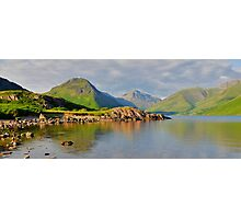The Lake District: Wastwater Photographic Print